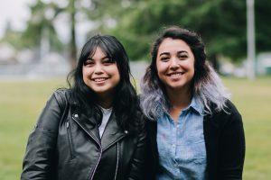 Meera and Alexa